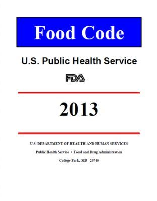 Food Code 2013 picture