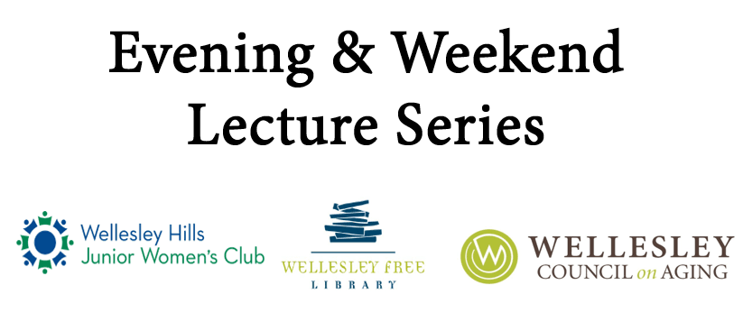 Evening and Weekend Lecture Series Clipart