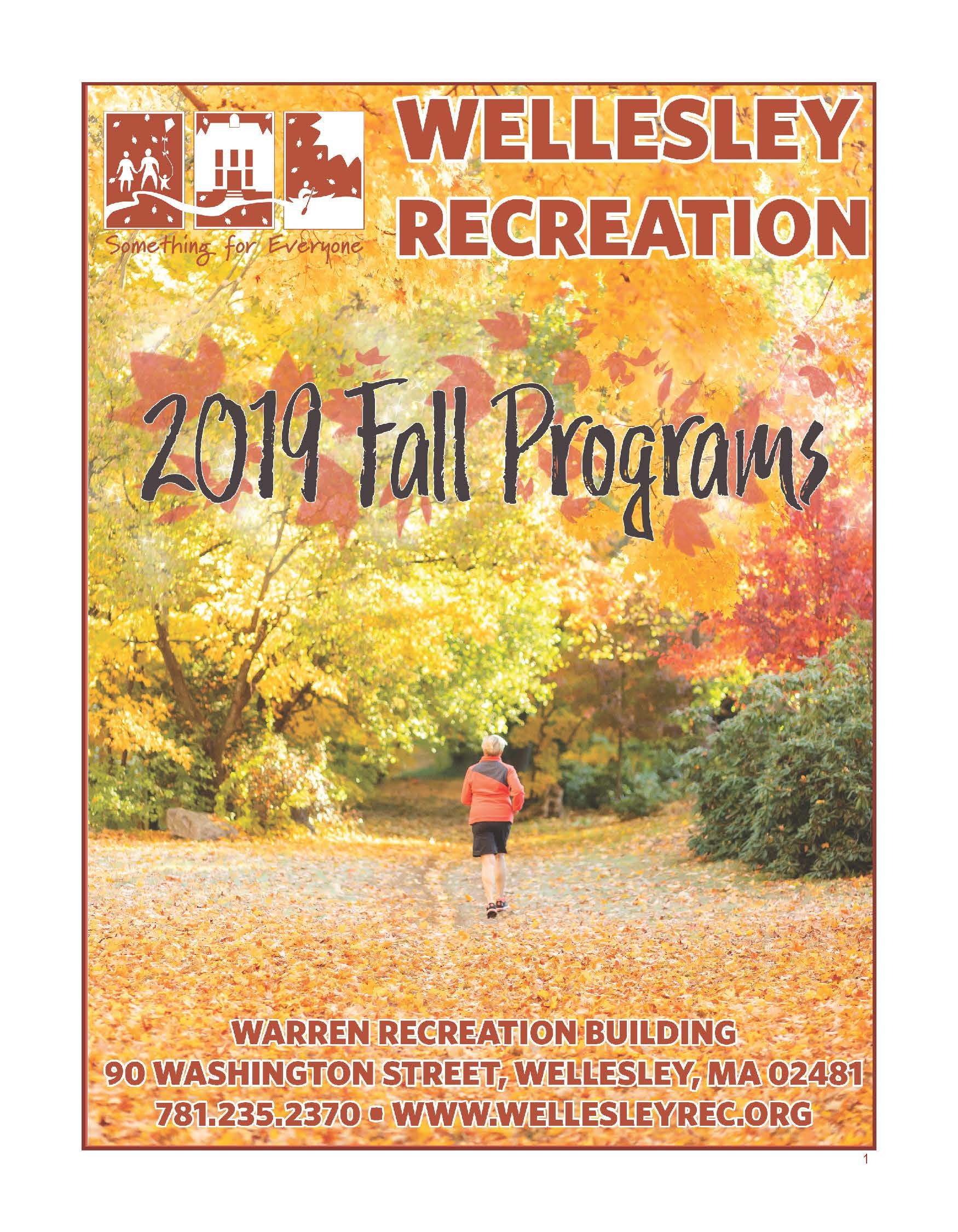 FALL BROCHURE 2019 COVER