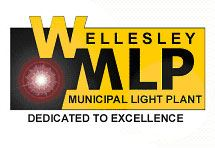 Wellesley Municipal Light Plant Logo
