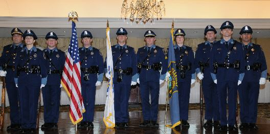 Members of the Honor Guard
