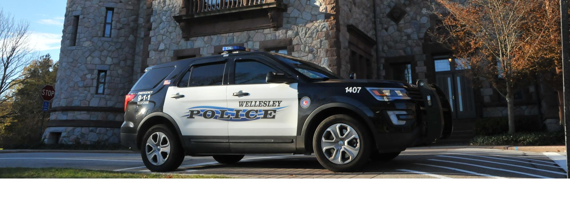 Police | Wellesley, MA