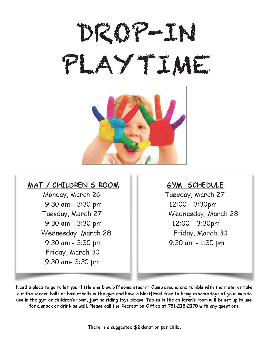 Drop-In Playtime 3.26